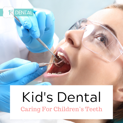Caring For Children's Teeth