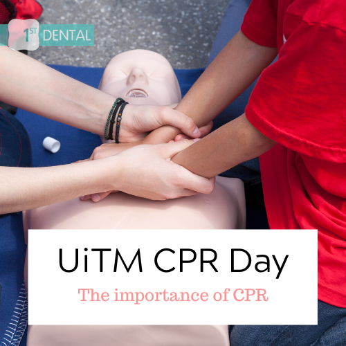 SPONSORSHIP – UITM CPR DAY